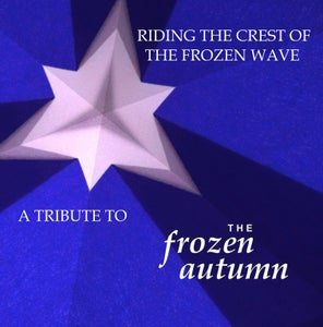 """Image of VVAA """"Riding The Crest Of The Frozen Wave. A Tribute To The Frozen Autumn"""""""