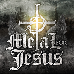 Image of METAL FOR JESUS - COMPILATION - LRCD777