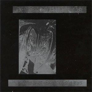 Image of [Isegrimm 001] Gerechtigkeits Liga - Hypnotischer Existentialismus CD