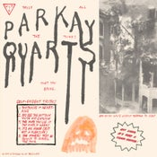 "Image of Parquet Courts - Tally All the Things That You Broke 12""/CD"