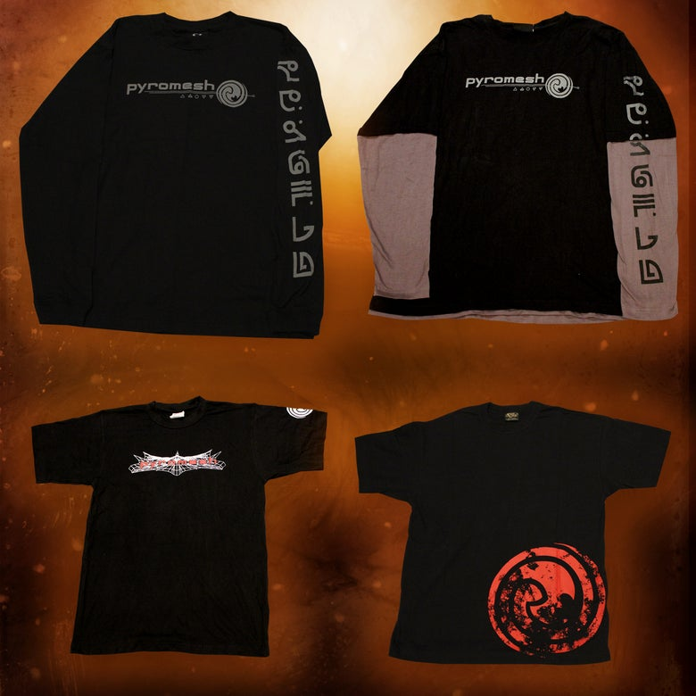 Image of Omnia/Malevolence T-shirts