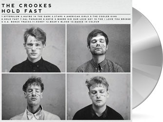 The Crookes - Hold Fast CD