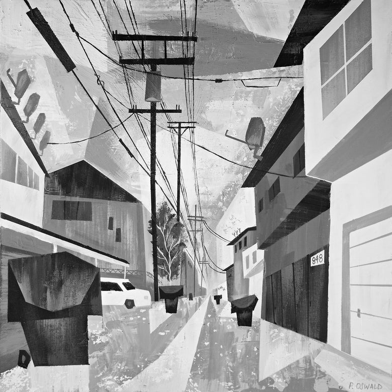 Image of Home Sweet Home (print)