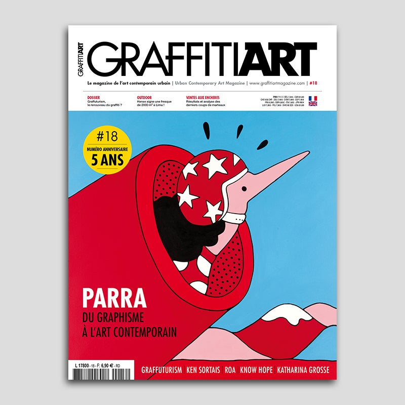 Image of Parra - Graffiti Art #18 (2013)