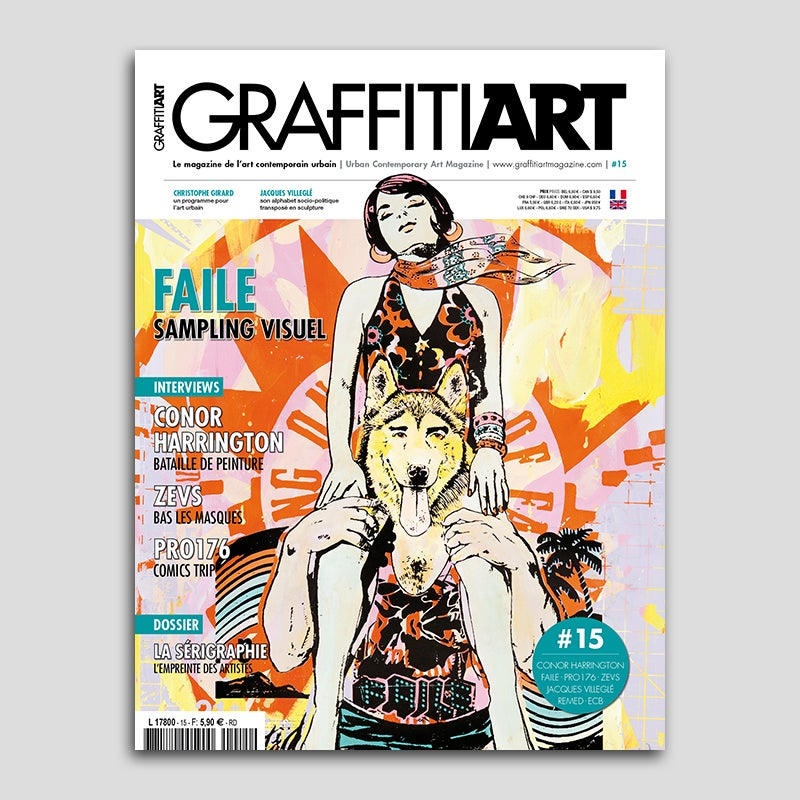 Image of Graffiti Art Magazine #15
