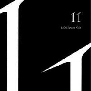 Image of [PRE004] L'Orchestre Noir - Eleven CD