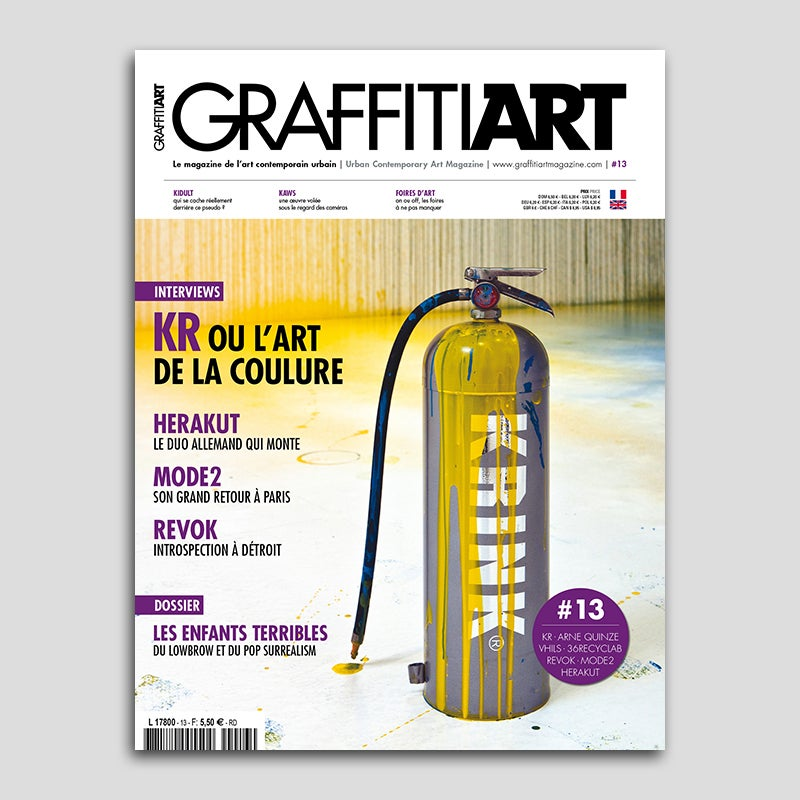 Image of Graffiti Art Magazine #13