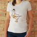 Image of Ladies Michigander Tee