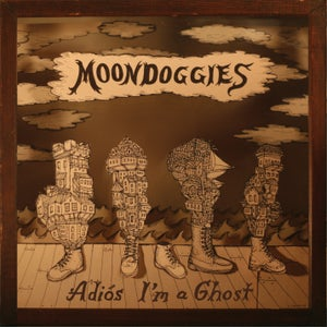 Image of Adiós I'm a Ghost (CD)