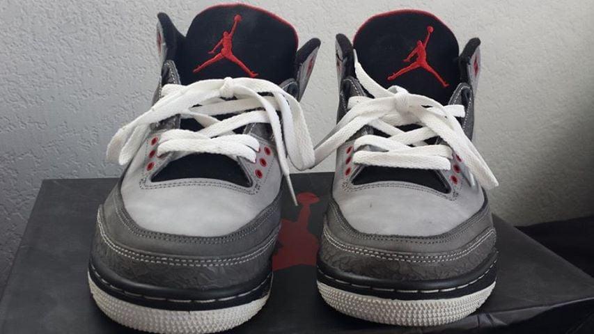 size 40 49c05 ec339 Image of Air Jordan Retro 3