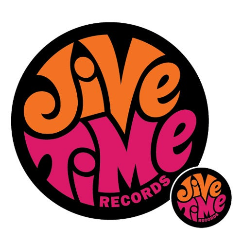 Image of Jive Time Sticker Button Combo!