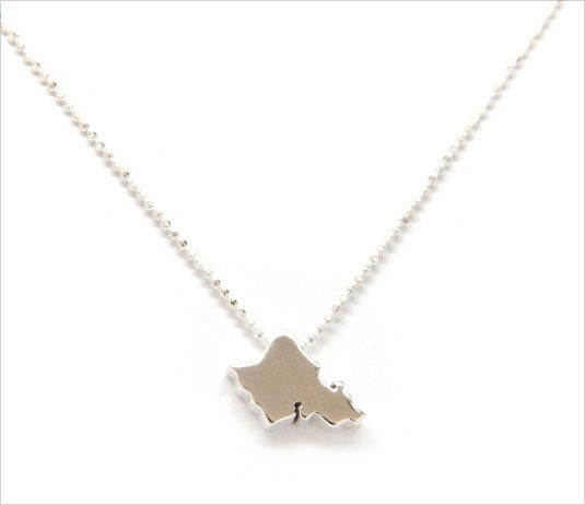 Image of OAHU - STERLING SILVER