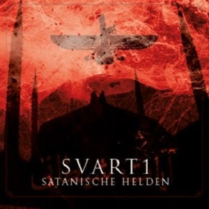 Image of [ixc-cd-0001] Svart1 - Satanische Helden CD