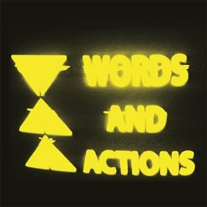 Image of Words And Actions - Time Can't Be Turned Back CD