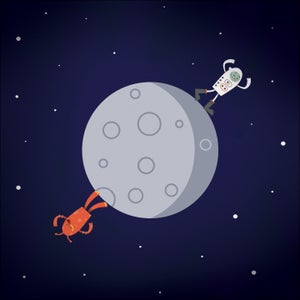 Image of Space Walk