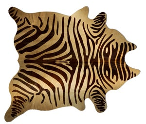 Image of 676685001450  Togo zebra chocolate on natural