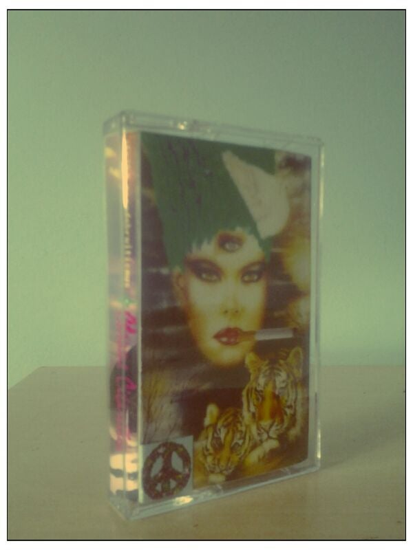 Image of CHROME CIGARETTES cassette