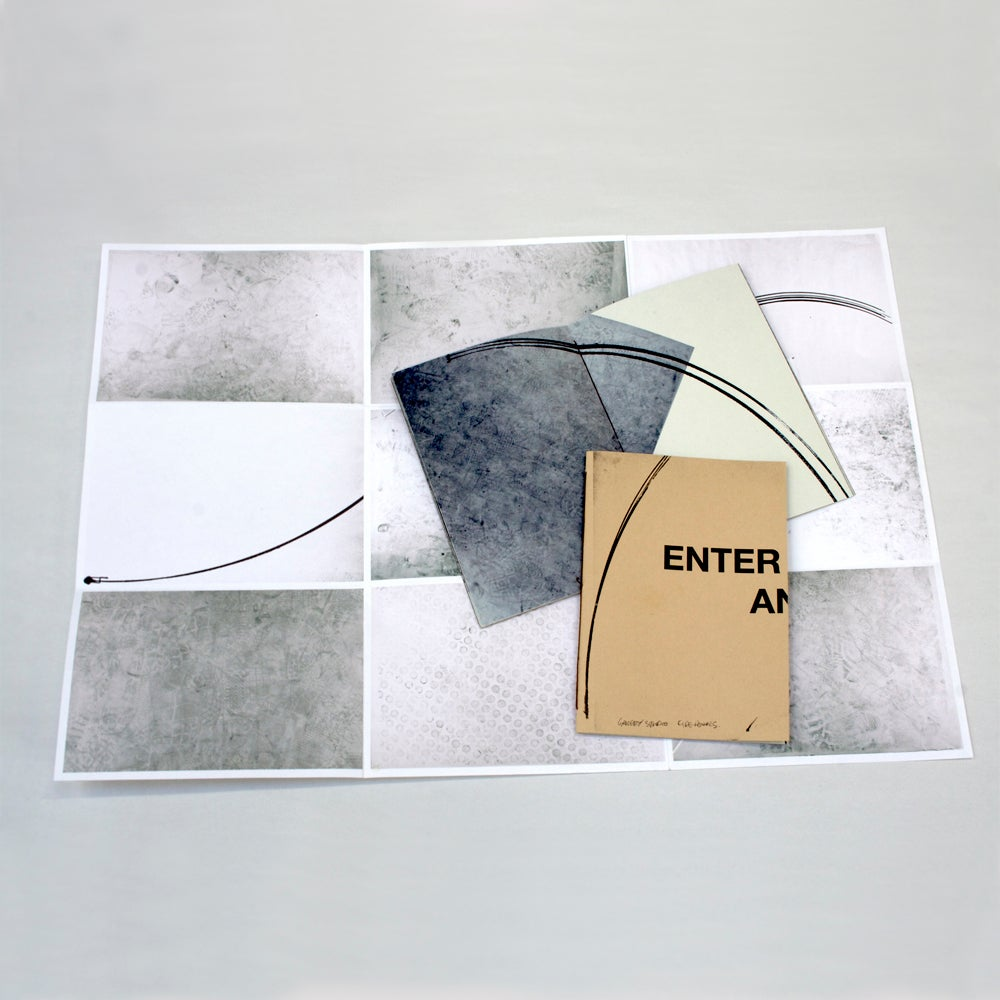 Image of Enter And Exit - Zine