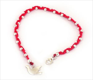Image of MONICA BRACELET, DOVE