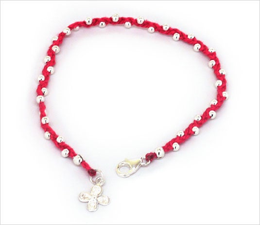 Image of MONICA BRACELET, FLOWER