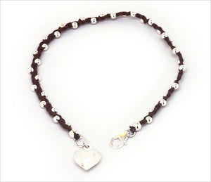 Image of MONICA BRACELET, HEART