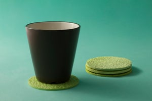 Image of Rockmelon Coasters, Fruit Wares