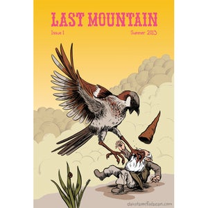 "Image of Dakota McFadzean ""Last Mountain #1"""