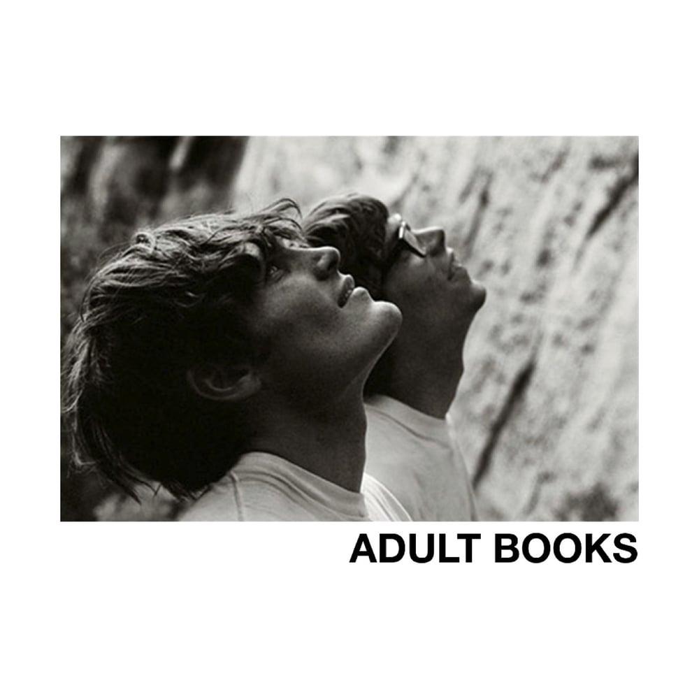 "ADULT BOOKS S/T 7"" VIT033"