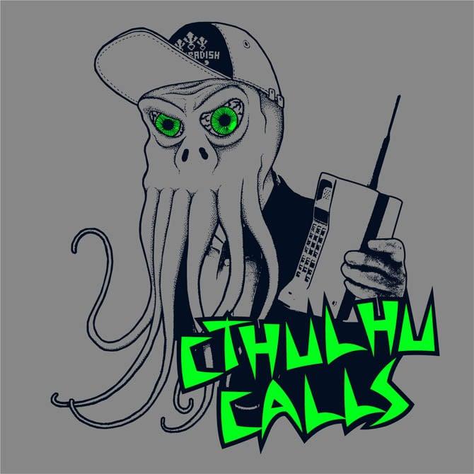 Image of Cthulhu Calls