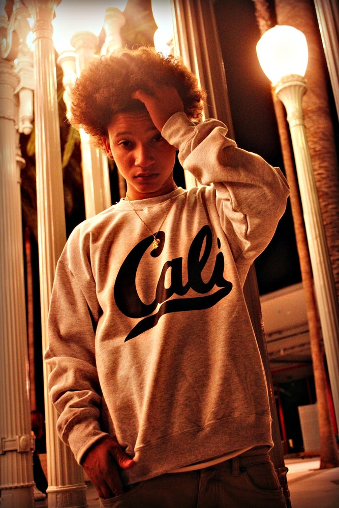 "Image of BRAND NEW ""CALI"" CREWNECK FOR THE FALL SEASON"