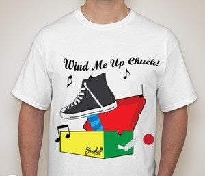 """Image of Limited Edition SFS Release """"Wind Me Up Chuck!"""""""