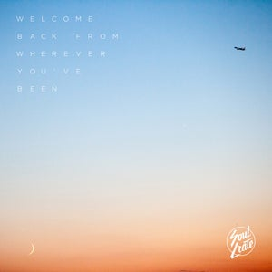 Image of Welcome Back From Wherever You've Been CD