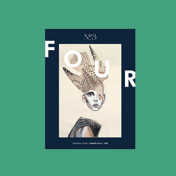Image of Volume N°3: The Magic Issue