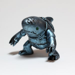 Image of Custom Mecha Shirtle