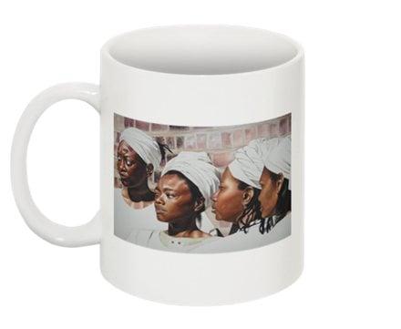 Image of Civi War Nurse Mug