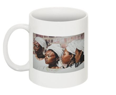 Image of Civi War Nurse Mug