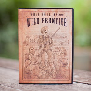 Image of Phil Collins and the Wild Frontier DVD