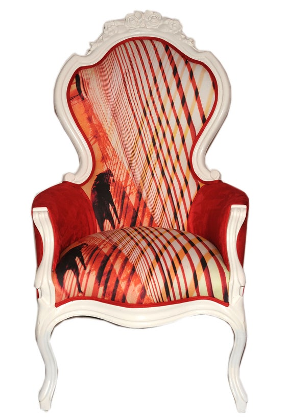 Image of MOLLY DOGGIE CHAIR