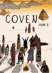Image of Coven Magazine Issue Five