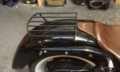 Image of TRIUMPH SPEEDMASTER AMERICA HEAVY DUTY LUGGAGE RACK FOR USE WITH SOLO SEAT