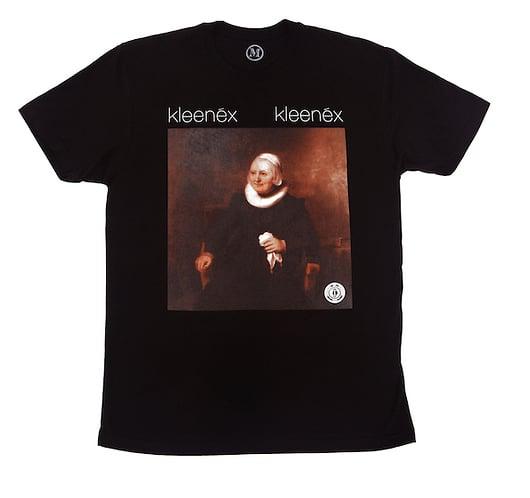 Image of C.O.I. KLEENEX TEE CLASSIC EDITION