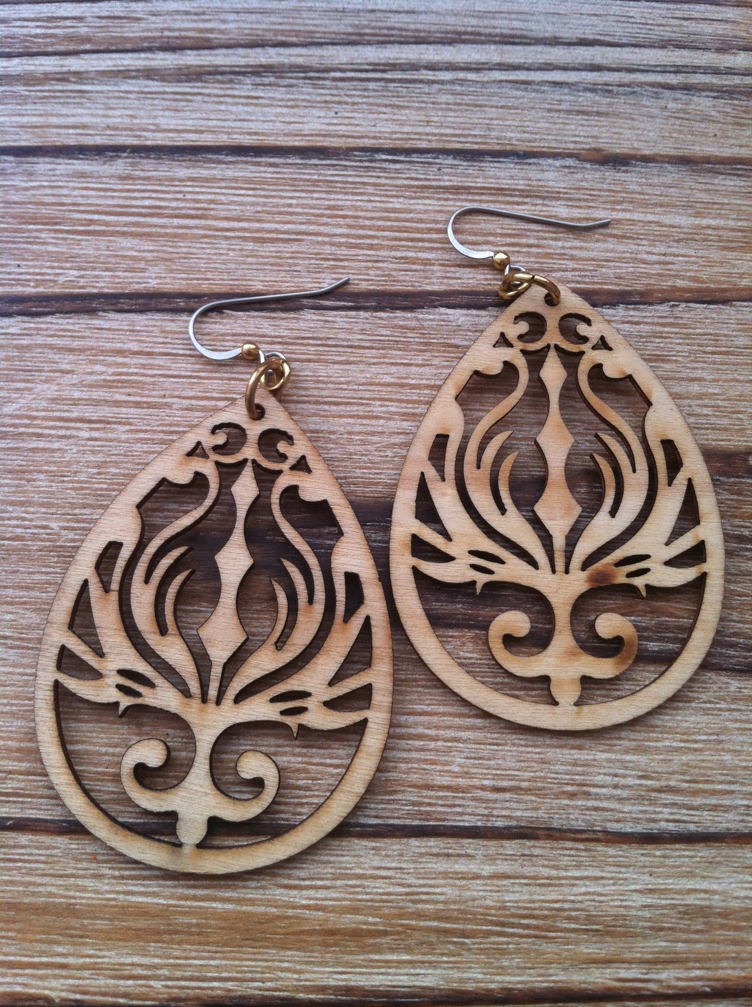 Image of The beach goddess earrings//