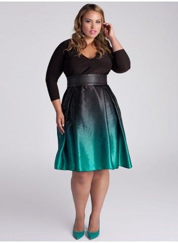 Drew Plus Size Dress