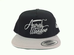 Image of Aural Window Snapback Cap