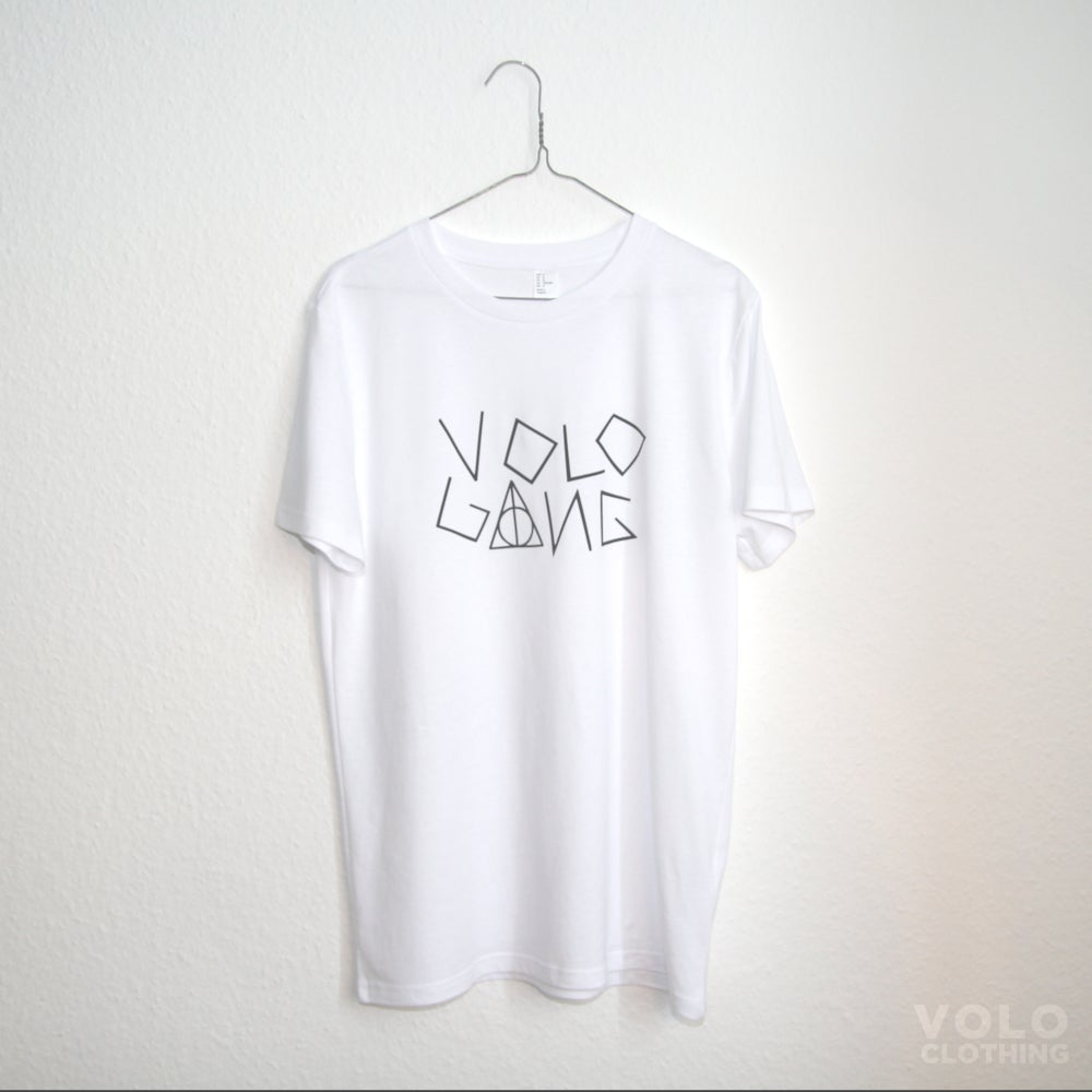 Image of VOLO GANG T-Shirt white