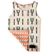Image of Arrowheads / Geo Tank Top by Little Cocoa Bean