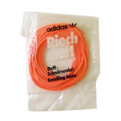 Image of <b>'Smelling Laces'</b> <br> by <b>Adidas</b>