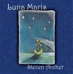(Book) Luna Maris by Steven Archer *Signed*