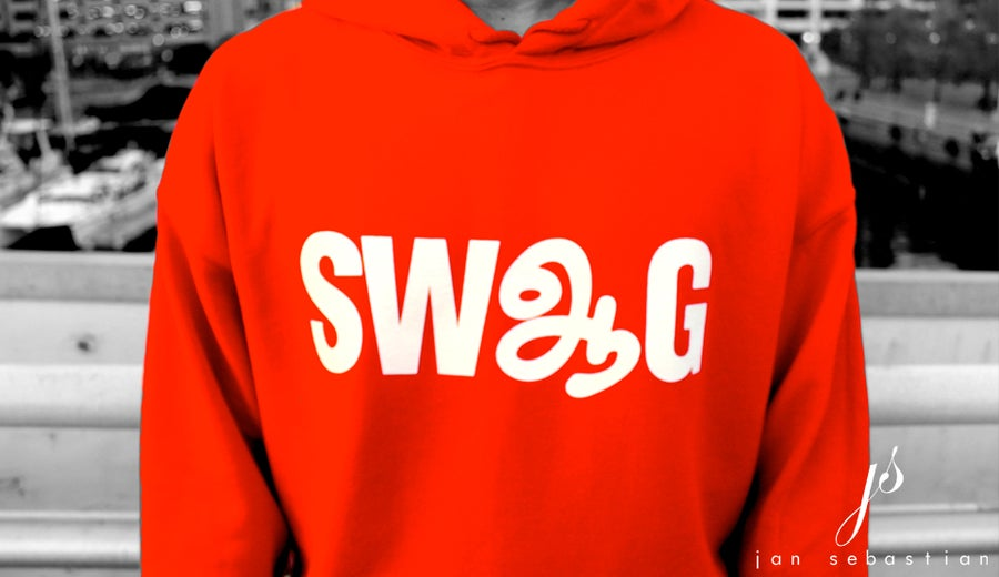 Image of Swag Fleece Hoodie