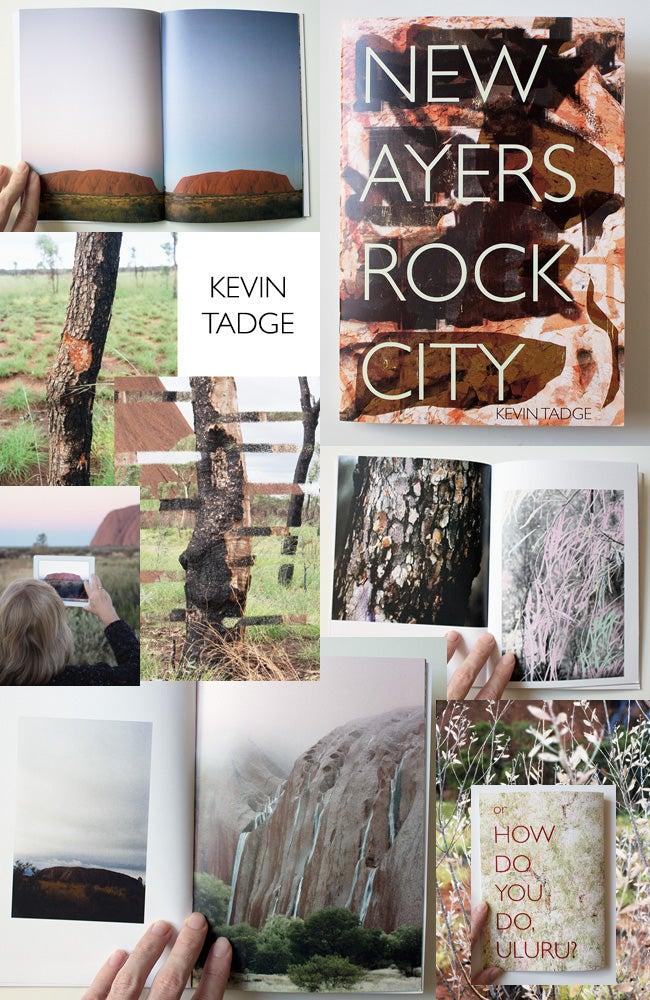 Image of New Ayers Rock City or How Do You Do, Uluru?